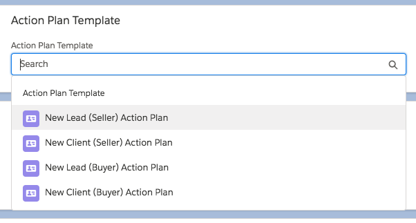 Using action plans propertybase help center starting from a template will automatically fill in most fields if you start from a template you can still modify the ap details maxwellsz